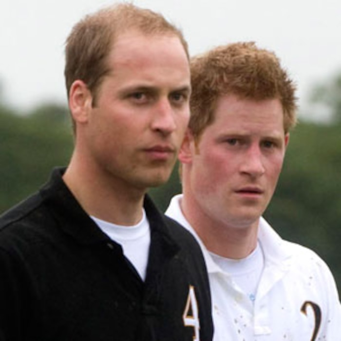 Prince William, Duke of Cambridge, Prince Harry