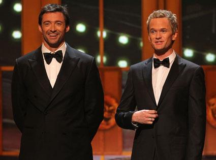 Hugh Jackman, Neil Patrick Harris