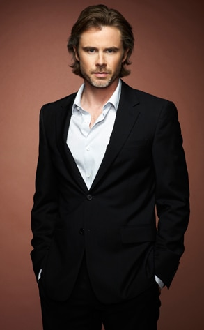 Sam Trammell, True Blood, Publicity Art