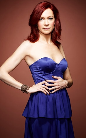 Carrie Preston, True Blood, Publicity Art