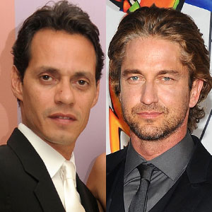 Marc Anthony, Gerard Butler