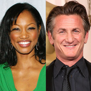 Garcelle Beauvais, Sean Penn