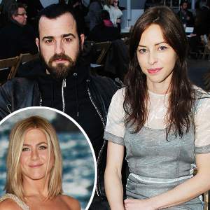Jennifer Aniston, Justin theroux, Heidi Bivens