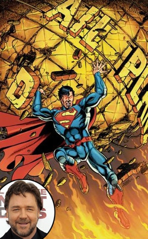 Superman, Russell Crowe