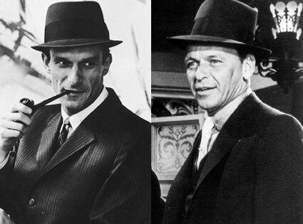Hugh Hefner, Frank Sinatra