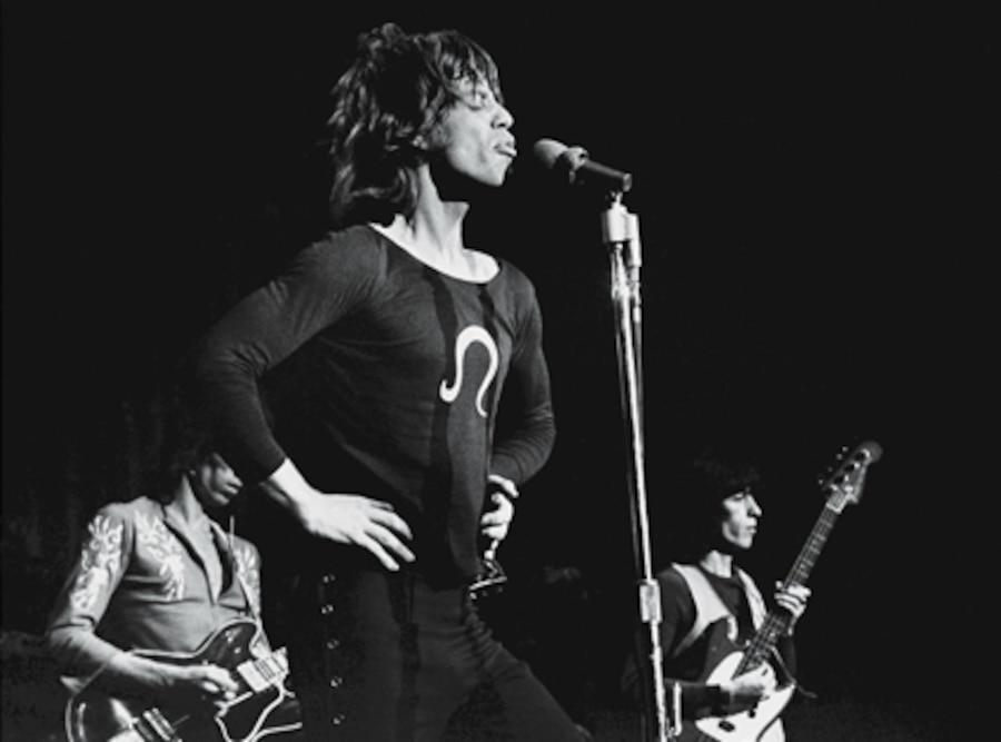 Rolling Stones, 1969, Mick Jagger