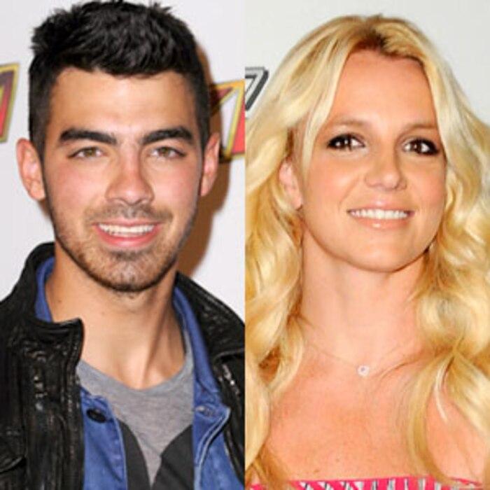 Joe Jonas, Britney Spears