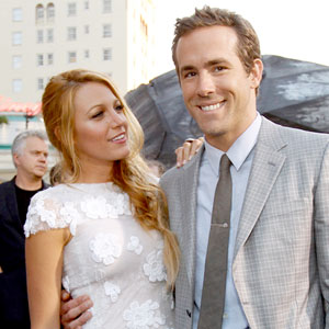 Ryan Reynolds and Blake Lively Get Married in Secret ...