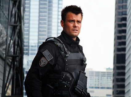 Josh Duhamel, Transformers, Dark of the Moon