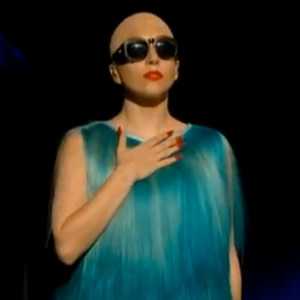 Lady Gaga, Paul O'Grady Show