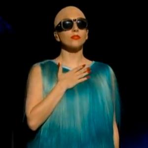 Lady Gaga, Paul O'Grady Show