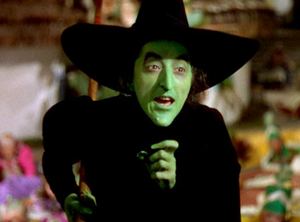 Wizard of Oz, Margaret Hamilton
