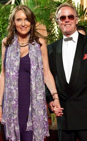 Margaret Parky Devogelaere, Peter Fonda
