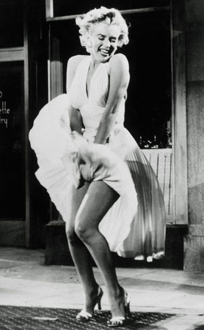 Marilyn Monroe,  The Seven Year Itch