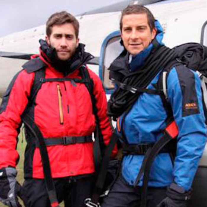 Man Vs Wild, Jake Gyllenhaal