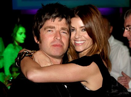Noel Gallagher, Sara MacDonald
