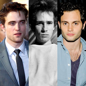 Robert Pattinson, Jeff Buckley, Penn Badgley