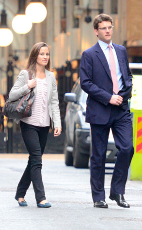 Pippa Middleton, Alex Loudon