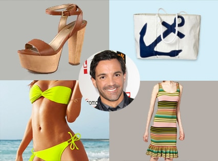 Summer Fashion Guide, George Kotsiopoulos