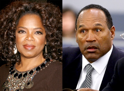 Oprah Winfrey, O.J. Simpson