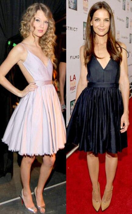Taylor Swift, Katie Holmes