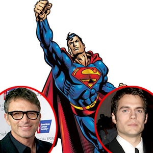 Superman, Henry Cavill, Tim Daly