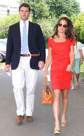 Pippa Middleton, Alex Louden