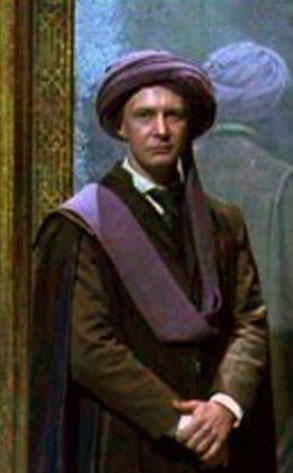 Professor Quirrell, Ian Hart, Harry Potter