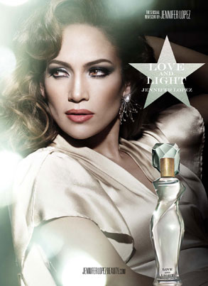 Jennifer Lopez, Love and Light Ad