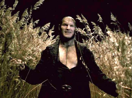 Harry Potter, Fenir Greyback, Dave Legeno