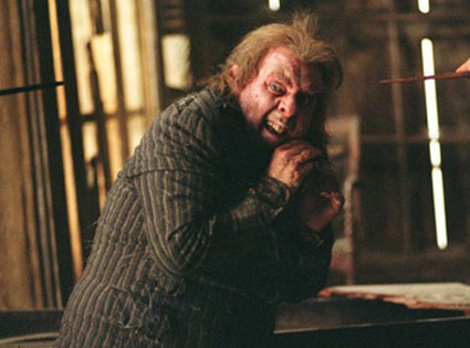 Harry Potter, Peter Pettigrew, Timothy Spall
