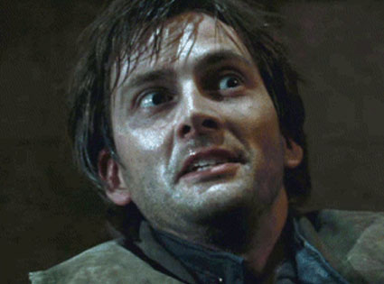 Harry Potter, Barty Crouch Jr., David Tennant