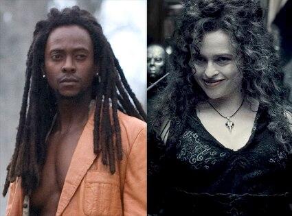 Edi Gathegi, Helena Bonham Carter