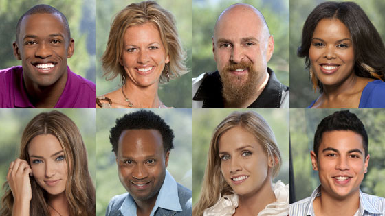 Big Brother Cast