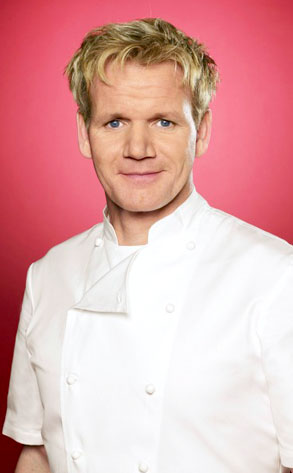 gordon ramsay from hottest 2011 summer tv e news uk. Black Bedroom Furniture Sets. Home Design Ideas