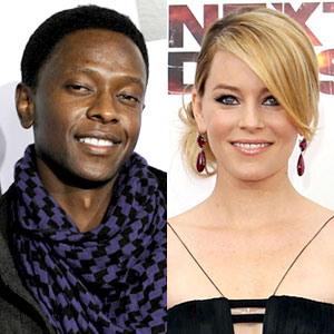 Edi Gathegi, Elizabeth Banks