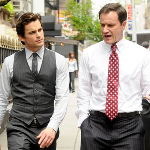 White Collar, Matthew Bomer, Tim DeKay