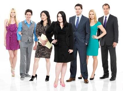 Drop Dead Diva Cast