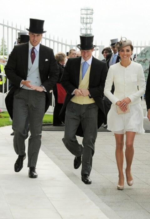 Prince William, Duke of Cambridge, Prince Harry, Catherine, Duchess of Cambridge, Kate Middleton