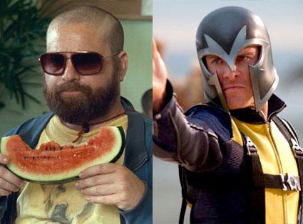 Hangover 2, X-Men: First Class
