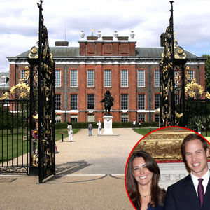 Home Sweet Palace Kate Middleton Prince William Move