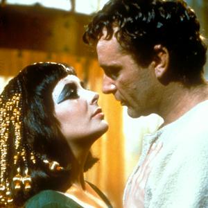 Elizabeth Taylor, Richard Burton, Cleopatra