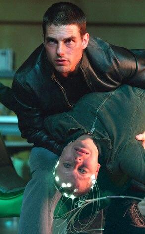 Tom Cruise, Minority Report