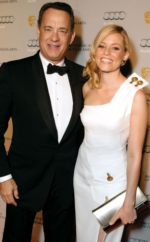 Tom Hanks, Elizabeth Banks