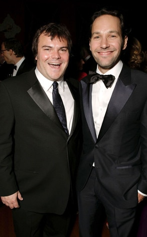 Jack Black, Paul Rudd