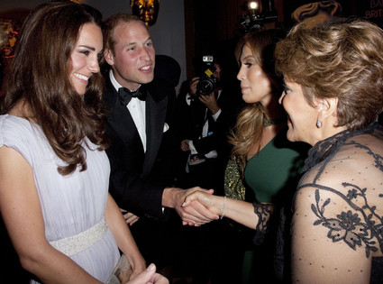 Guadalupe Lopez, Jennifer Lopez,  Prince William, Duke of Cambridge, Catherine, Duchess of Cambridge, Kate Middleton