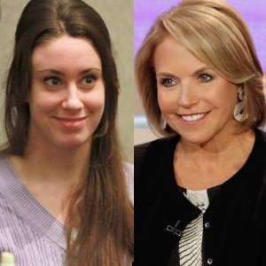 Casey Anthony, Katie Couric