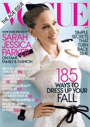 Sarah Jessica Parker, Vogue