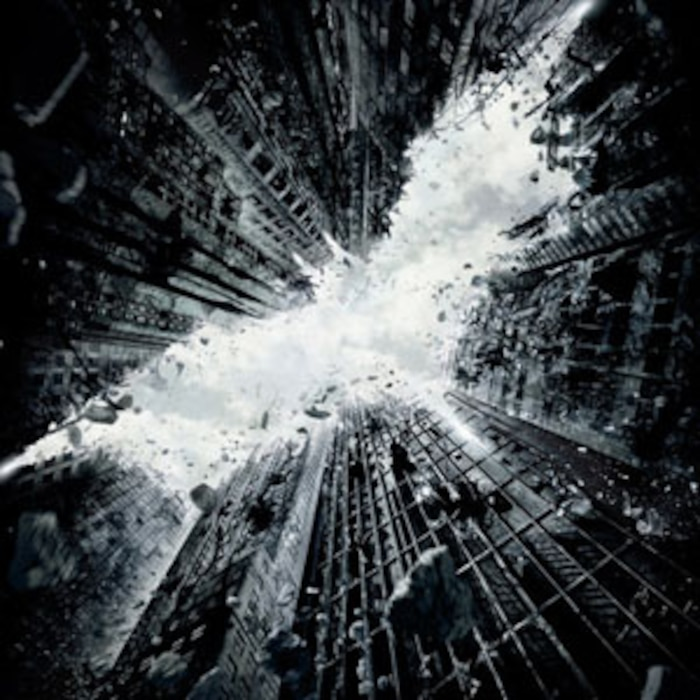Dark Knight Rises Teaser