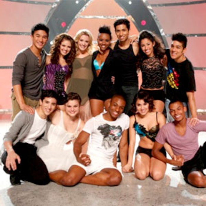 So You Think You Can Dance, SYTYCD Cast